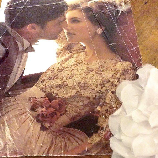 VOGUE SPOSA '89  #voguesposa #vogue #lebaobab #bride #sposa #wedding #weddingdress