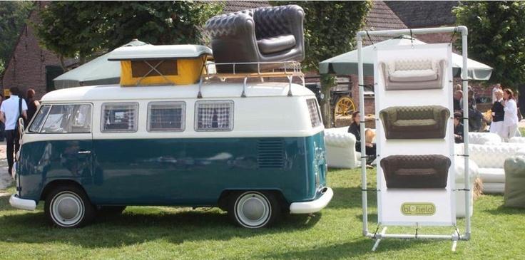 Blofield Air Design Van