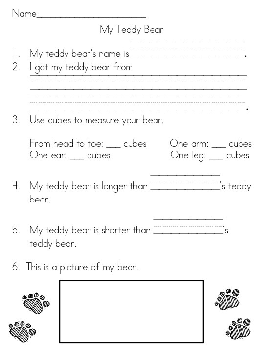 59 Best Preschool Theme Bears Images On Pinterest Diy