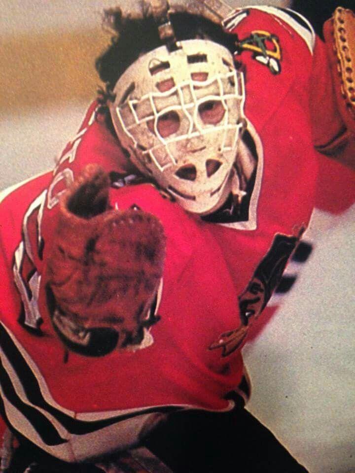 Tony Esposito - Chicago Blackhawks