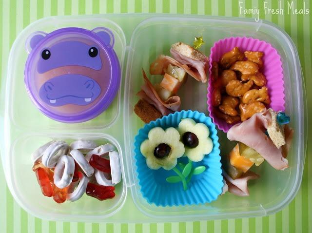 Bento Love: Sandwich on a Stick #EasyLunchBox