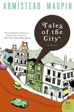 Just finished Tales of the City by Armistead Maupin. Fun and endearing. A glimpse into mid-70's San Francisco.