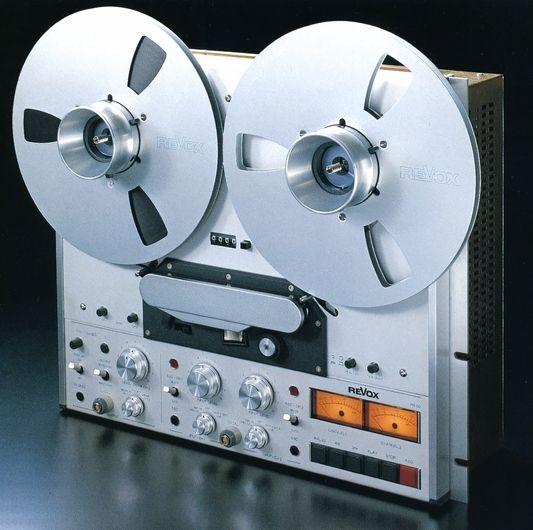 REVOX PR99 1970