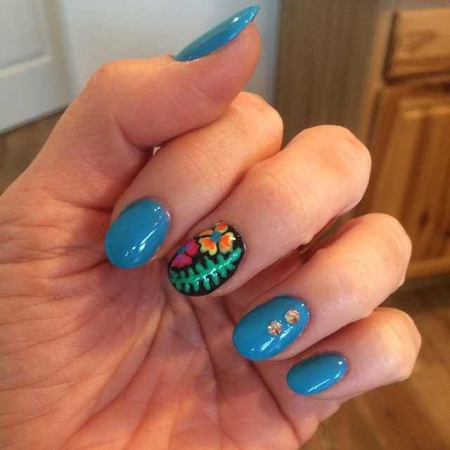 Tiger stripes tropical nails design is another great design to try this summer. This nice design will reveal your wild part and your love for animals and nature will be exhibited. The tiger stripes nails are easy to design and also unique. Related Postslemon nail art for summer 2016new pretty nail ideas for 2017Amazing nail … Continue reading Pretty Nail Art For Women 2016 →