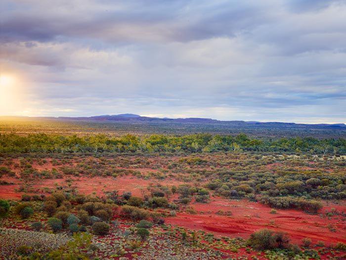 Outback near Newman, Western Australia