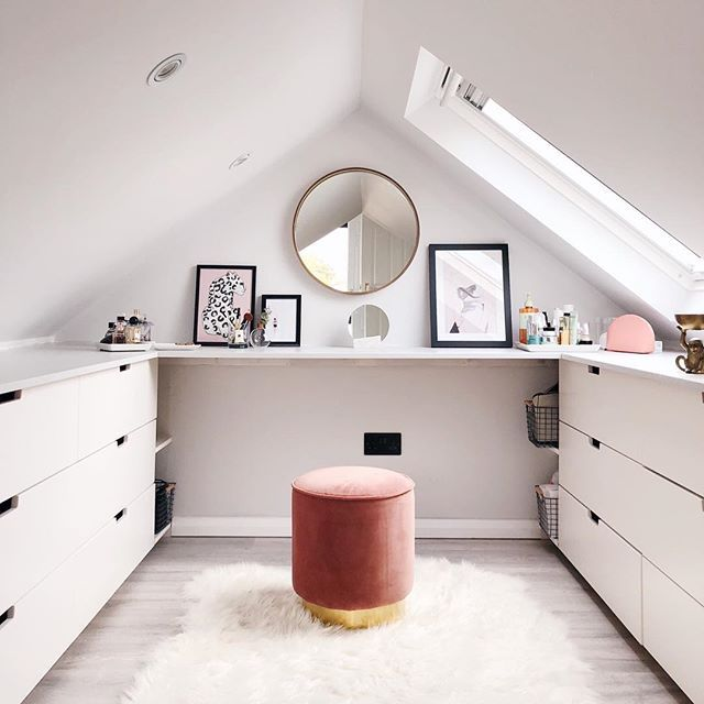 Bedroom Inspiration Using Grey And Blush Tones Dresser Styling