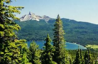 Diamond Lake - Umpqua national forest, Oregon....Great memories of camping with my moms family here.