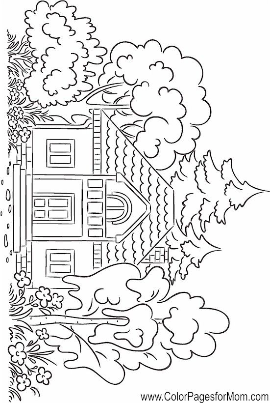 75 best case images on Pinterest Preschool, Coloring books and - copy coloring pages of school buildings