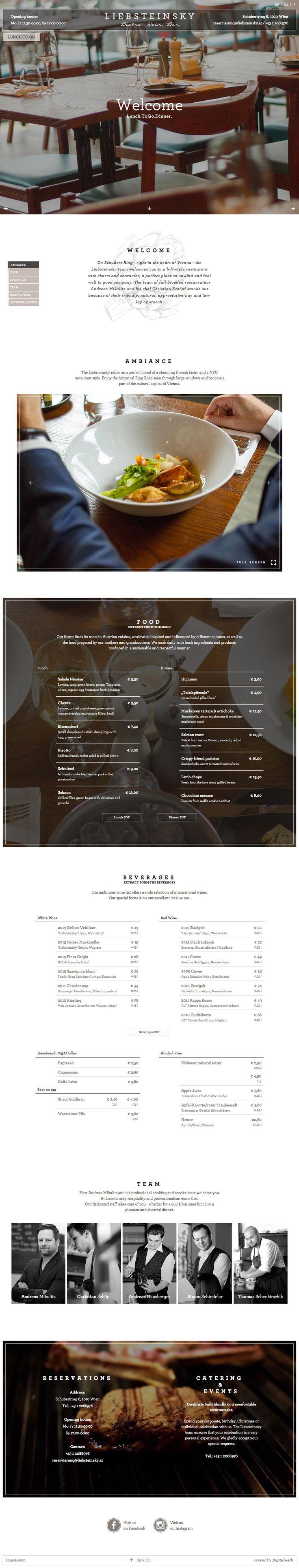 70 best homepage designs images on pinterest | website designs