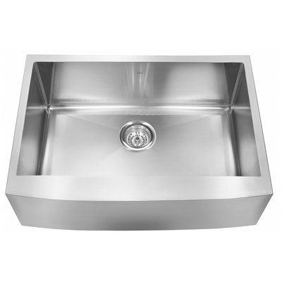 Kindred sink - at Lowe's. 30x20x9