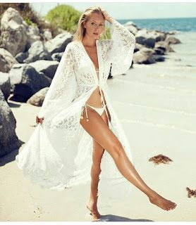 Trends blog: Style up in Luxury Bohemian beach & Resort wears b...