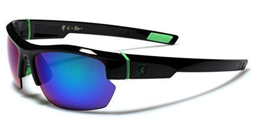 X-Loop Lunettes de sport Lunettes de soleil Lunettes de cyclisme (polarisierte)–Model courcheval–UV400(UVA & UVB)–Ultra Lightweight (Noir) 9esysK1Tn