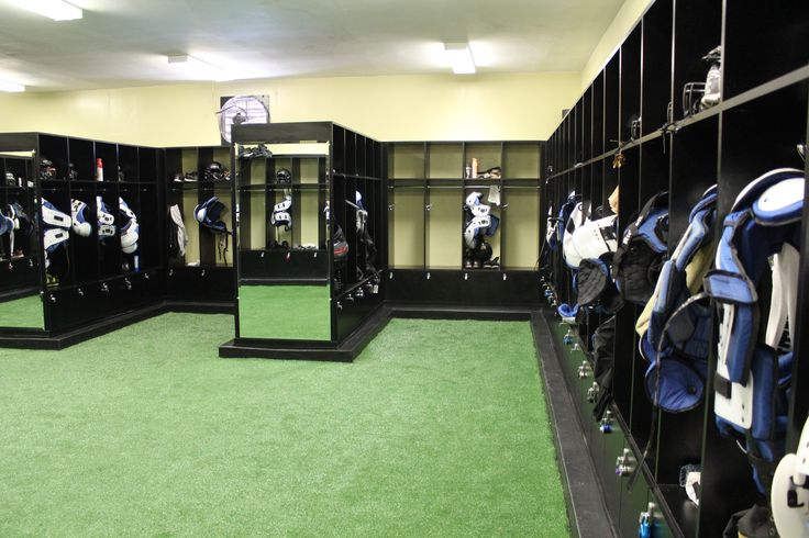 Delightful Amazing NFL Style Locker Room For Peninsula High School In Southern  California. Designed By Kathryn LaBarbera...Closet Factory Los Angeles.