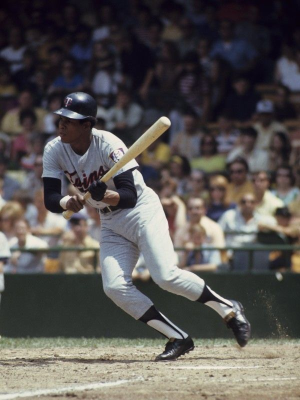 Rod Carew, Minnesota Twins.  One of the great hitters.