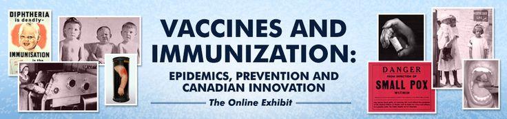 Vaccines and Immunization Online Exhibit