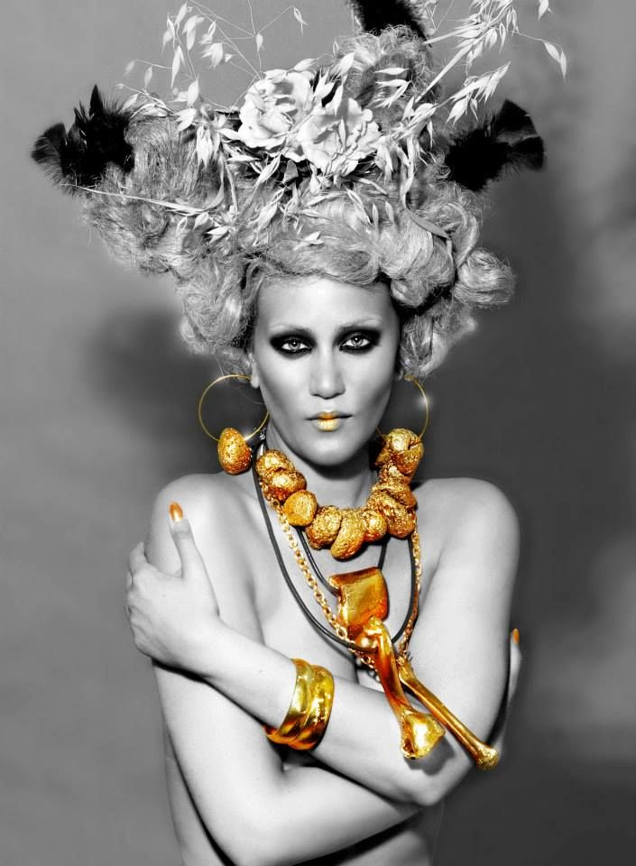 Fashion Editorials featuring Kondylatos Jewellery