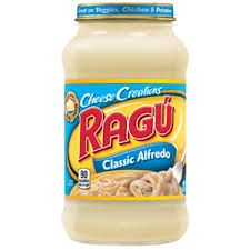 ragu alfredo sauce - Google Search                                                                                                                                                                                 More