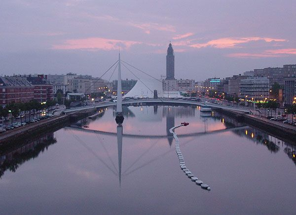 Le Havre, France. Can't believe I was lucky enough to have lived here for 4 months!