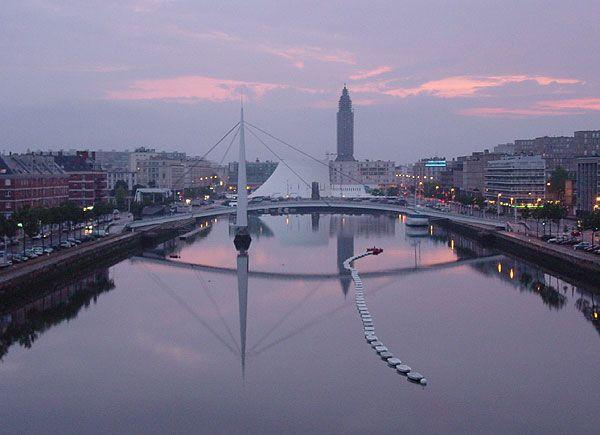 Le HavreDu Commerce, Bassin Du, France Le Harve, Memorize Places, France Cruises, Grand Bassin, Current Locations, The Great, Havre France