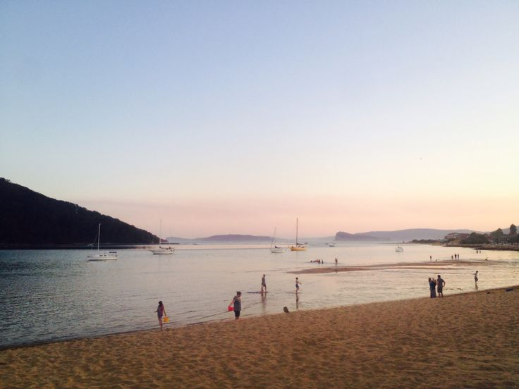 Ettalong Beach, Central Coast, NSW