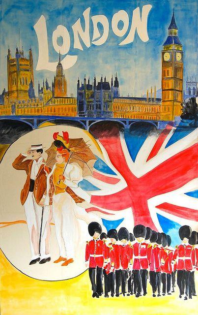 Bon voyage! ~ London | Flickr - Photo Sharing!