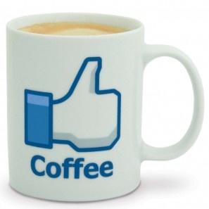Taza de café Me Gusta