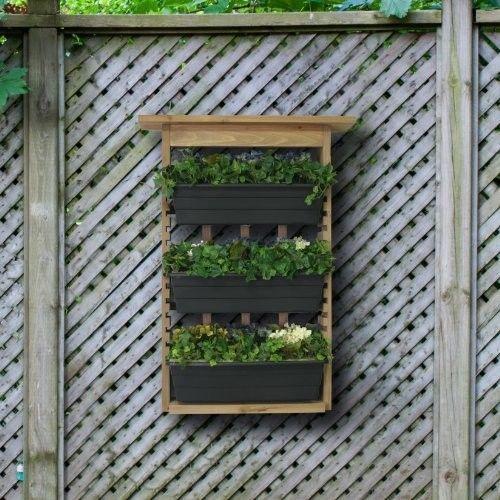 Garden-View-Vertical-Living-Wall-Planter-3-Garden-Decor-Best-Gift-NEW-BRAND