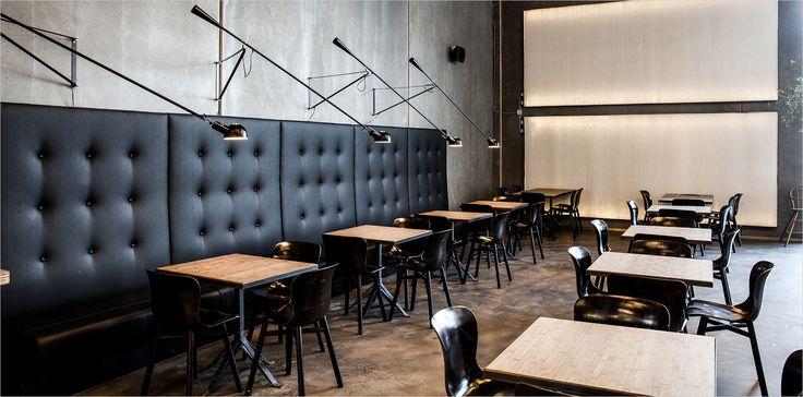 Farumhus in Herlev Interior design, indretning, decor, bakery, bageri, cafe, cafe furniture, cafe møbler, borde, table