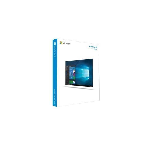 Microsoft Windows 10 Home Operating System 32-64-bit English USB, Retail