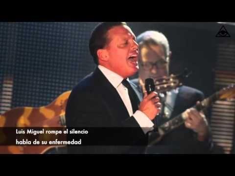 Luis Miguel rompe el silencio y habla de su enfermedad | Noticias al Mom...
