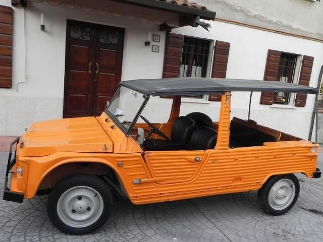 Super Les 37 meilleures images du tableau Citroën Mehari ♥♥♥ sur  DG72