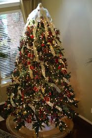 Organize Conquer Clutter Beautify your Home: How to decorate a Christmas tree like a pro
