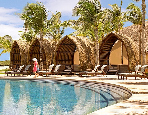 Four Seasons Bora Bora (Really hoping hubby takes me here for baby moon )