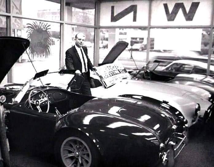 434 best vintage car dealerships images on pinterest car for Ed carroll motor company