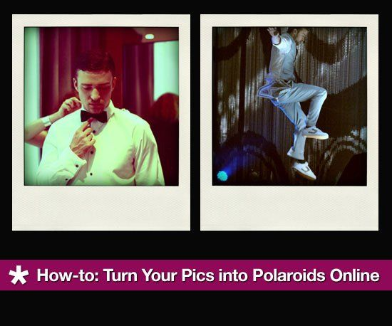 Fake the Shake: How to Turn Your Pics Into Polaroids Online