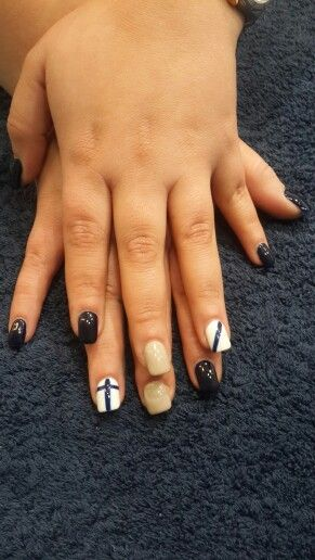 Nails done by @MANIPEDICT love them