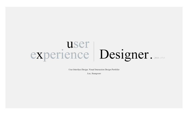 #portfolio #design #editorial #ux