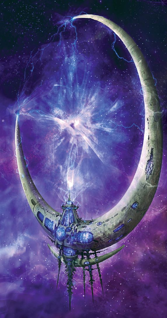 Warhammer game art  // **GREAT POTENTIAL FOR A 'STAR WARS' INFINITY GATE !!!