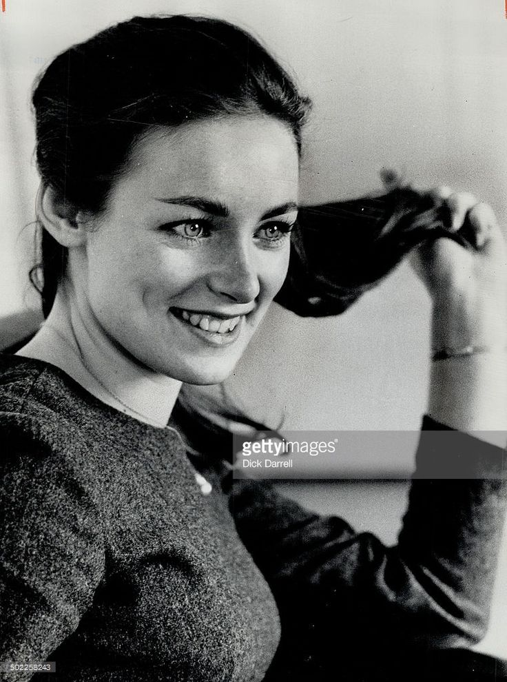 Starlet Charmian Carr. Has 'Sound of Music' role