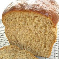 A light-textured, moist, light rye sandwich bread.