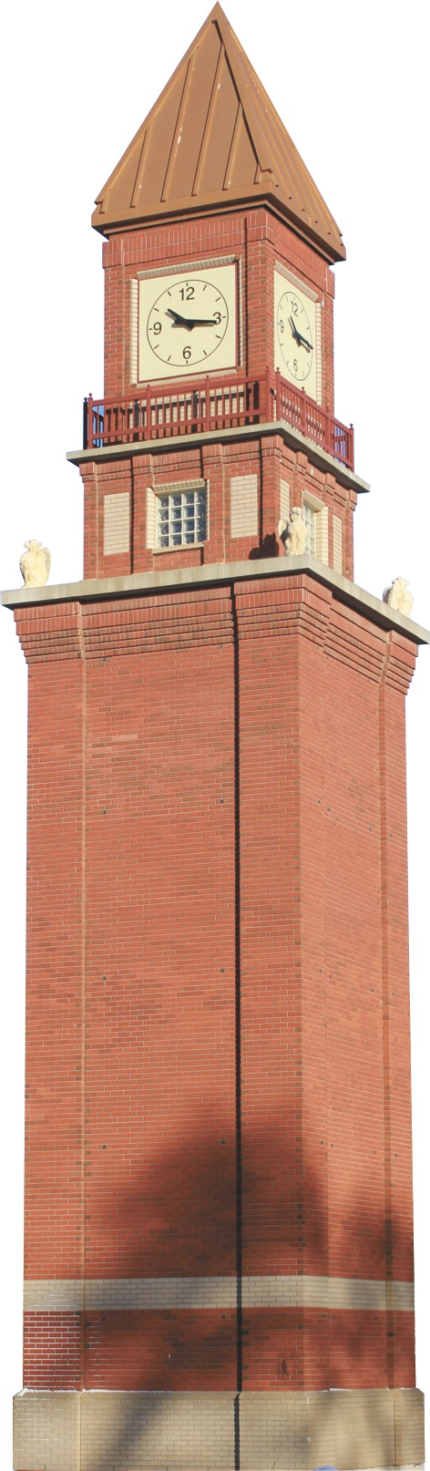 More on the St. Albert Clock Tower and the architectural research being studied.
