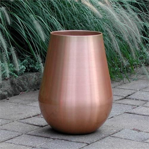 Chardonnay Planter Gold by HK Designs on HomePortfolio