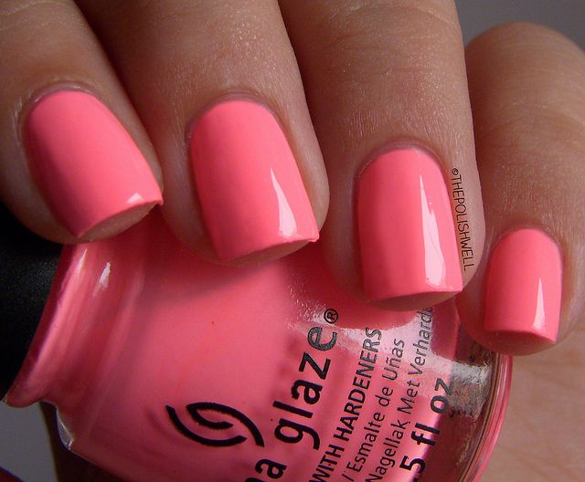 china-glaze-neon-on-on | by The Polish Well