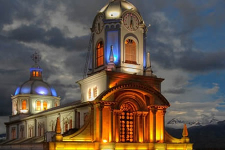 Ecuador Tourist Location Spot For Spectacular Holiday Trip