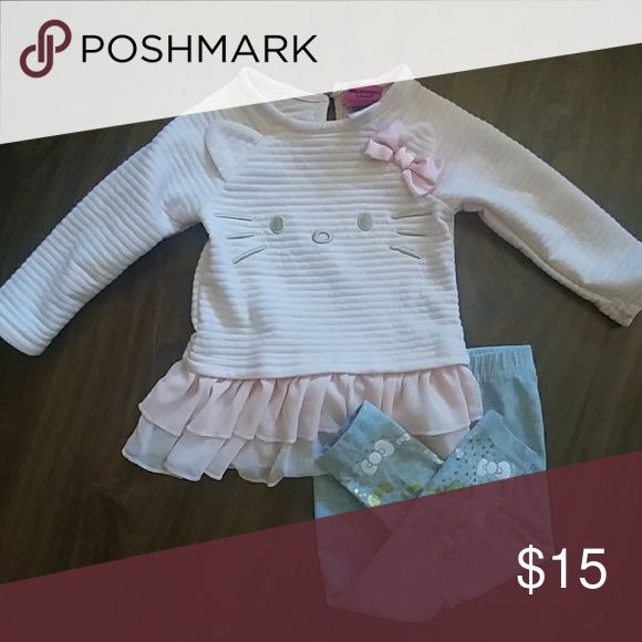 Hello kitty outfit Warn a couple times still in good condition. Matching Sets