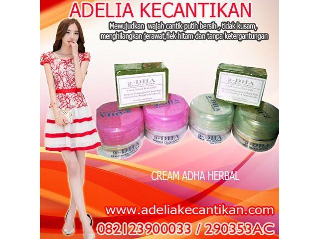 Cream Adha Mengatasi Kulit Wajah Berjerawat 082123900033 / 290353AC