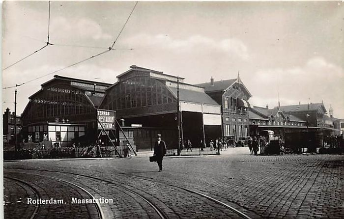 Rotterdam - Maasstation
