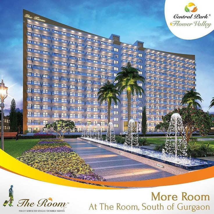 The block buster hit The Room Sector 48 Gurgaon is now house full!  The last one was sold at Rs 15820 per sq. ft. For all those who missed it heres your lucky chance. Grab The Room at South of Gurgaon by paying just 35% now and 65% at the time of possession. #centralparkflowervalley