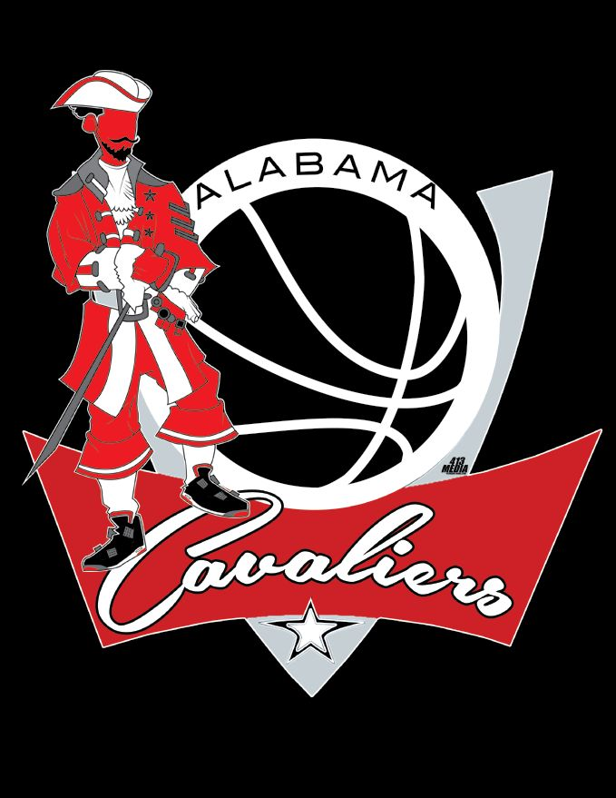 Thomas More Cavaliers Logo | Alabama Cavaliers AAU Basketball Logo | Thomas Glenn's Digital Resume
