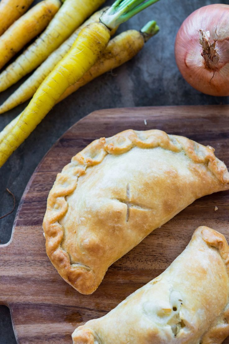 Handheld Chicken Pot Pie